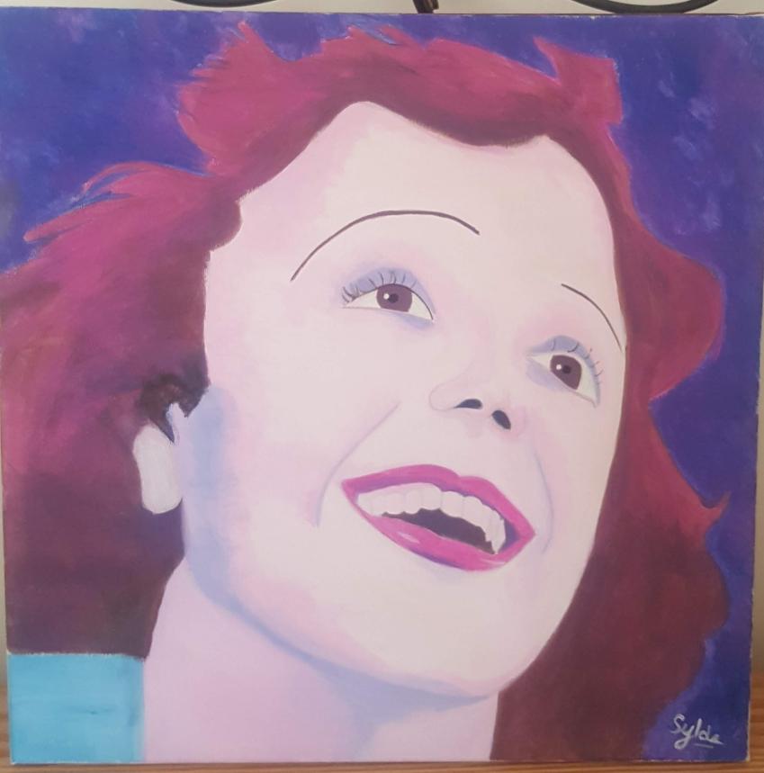 Edith Piaf por sylde